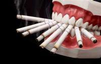 Здоровые зубы и курение