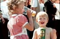 Вред алкоголя для детей