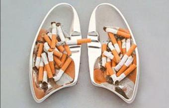 Болят ли легкие от курения?