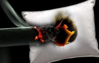Сигаретный ожог
