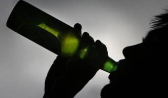 алкоголь в организме человека таблица