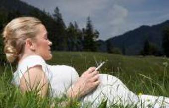 можно ли бросить курить во время беременности