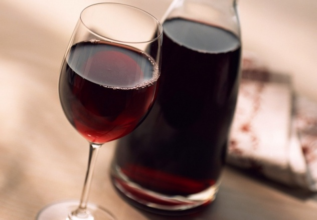 Пить вино во время беременности