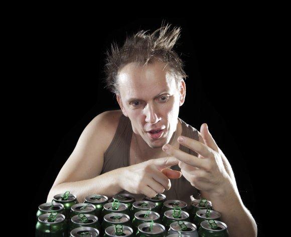 стадии алкогольного