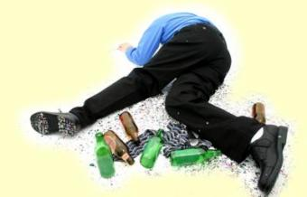 Смертность от алкоголя