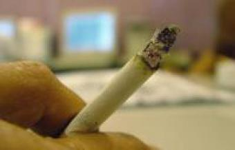 тошнит от сигарет