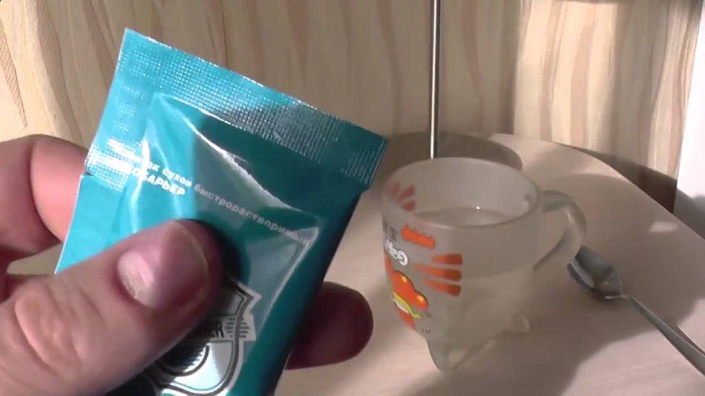 Алкобарьер - инструкция по применению