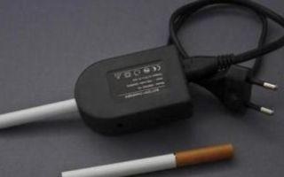 Электронные сигареты: вред или польза