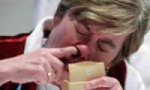 Эффект нюхательного табака
