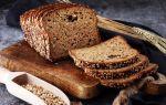 Цельнозерновой хлеб и его польза при похудении