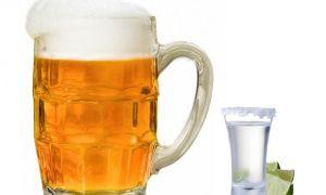 Сравнение водки и пива: что лучше пить