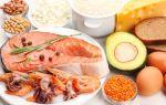 Сытные примеры блюд для белковой диеты