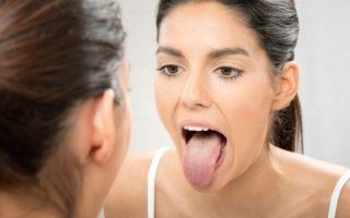 5 признаков начала заболевания, которые видны на языке