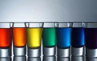 Способы изменения цвета и вкуса самогона: выбираем рецепт