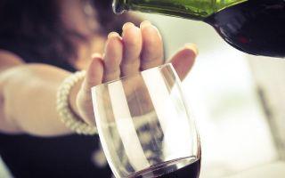 Как отказаться от спиртного без последствий