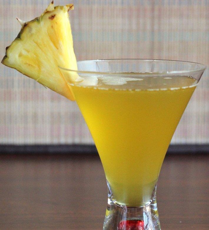 ананасовый ром