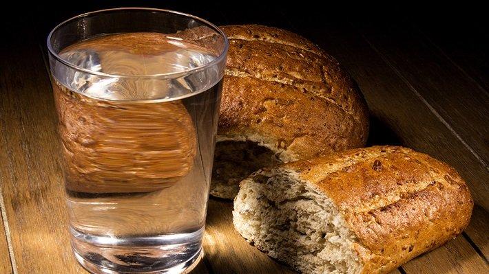 брага на хлебе