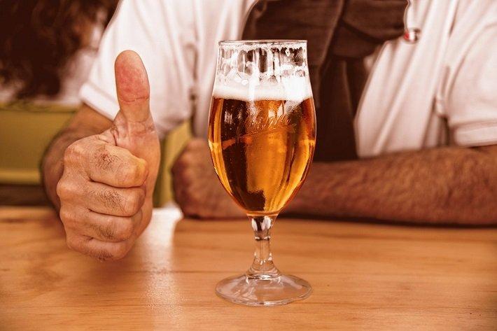 польза пива