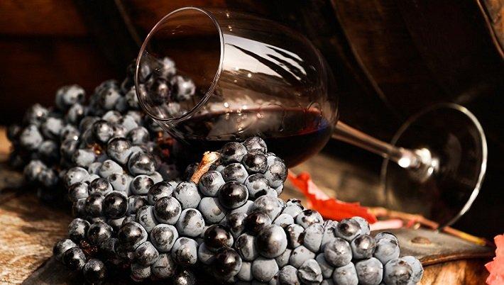 виноград на спирту