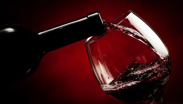 выведение вина