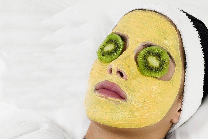 маска с карри