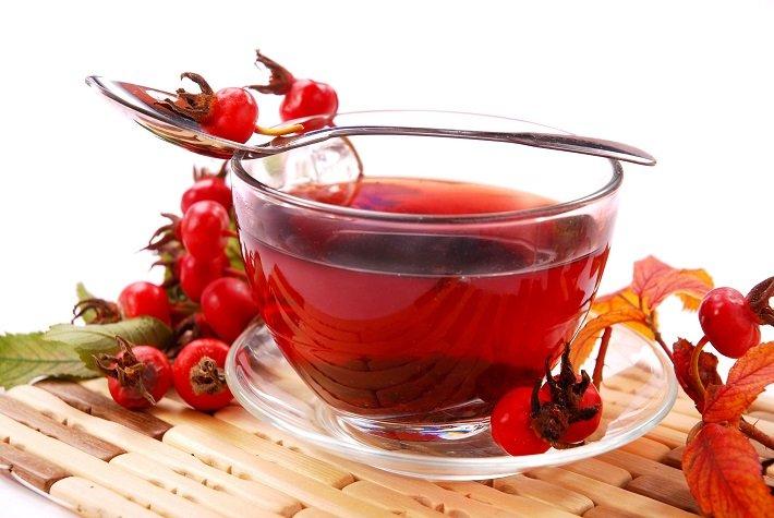 шиповник для чая
