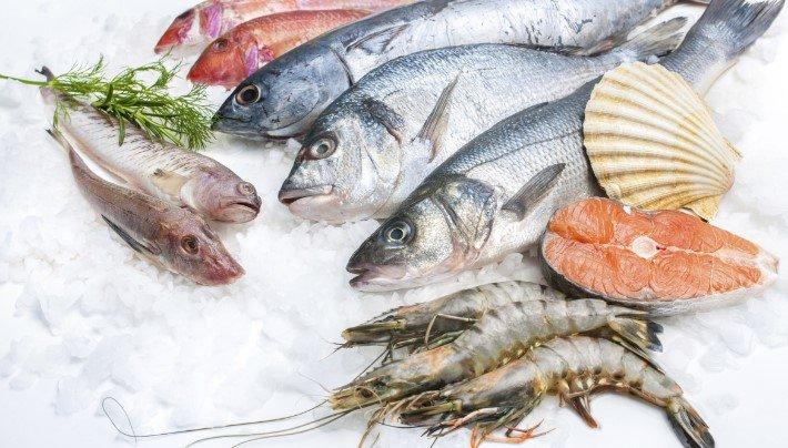 морепродукты для крови