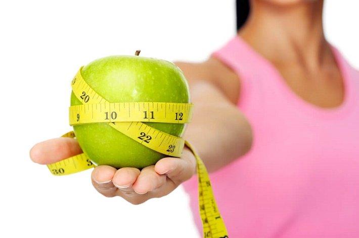 похудеть с яблоками
