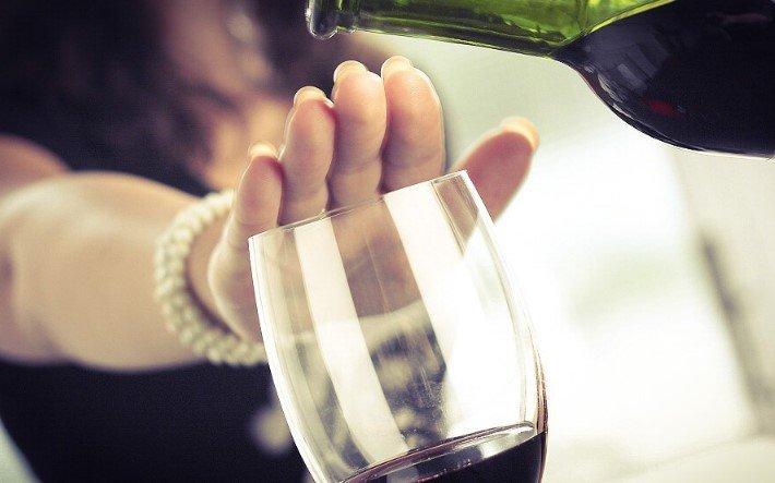 бросить алкоголь