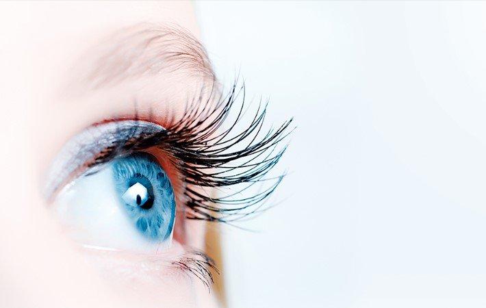 острое зрение
