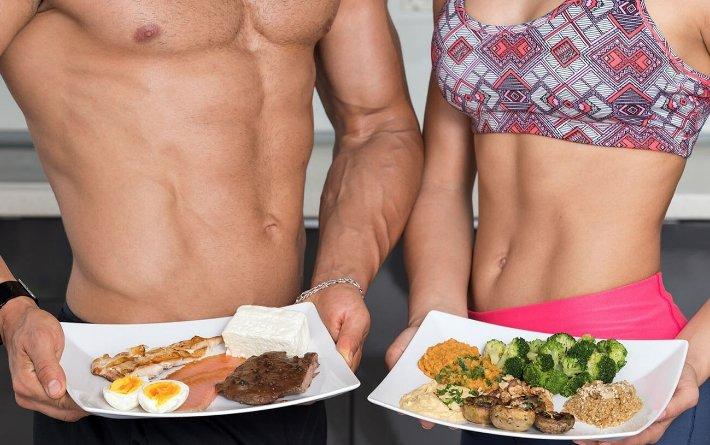 нормы для похудения