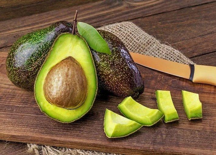 кусочек авокадо