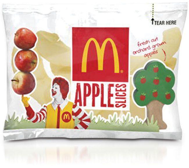 """Полезные продукты из """"Макдональдс"""": что можно заказать, даже если вы на диете"""