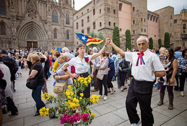 Пенсионеры Испании