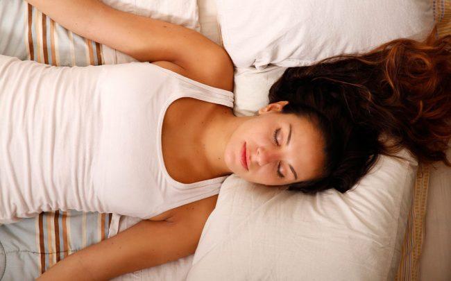 Правильное дыхание для глубокого сна