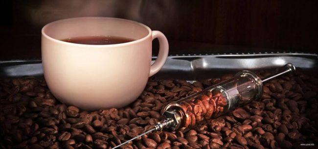 Кофе идиета