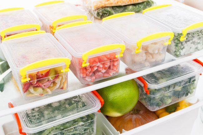 10 продуктов, которые в замороженном виде полезнее, чем в свежем