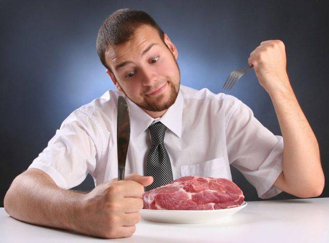 Нужно ли отказываться от мяса