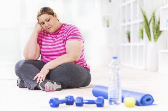 Почему полным людям сложно худеть: 7 советов, как перестать переедать