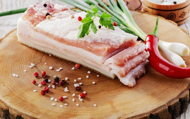 Сало необходимо для организма: 7 фактов о пользе соленого сала