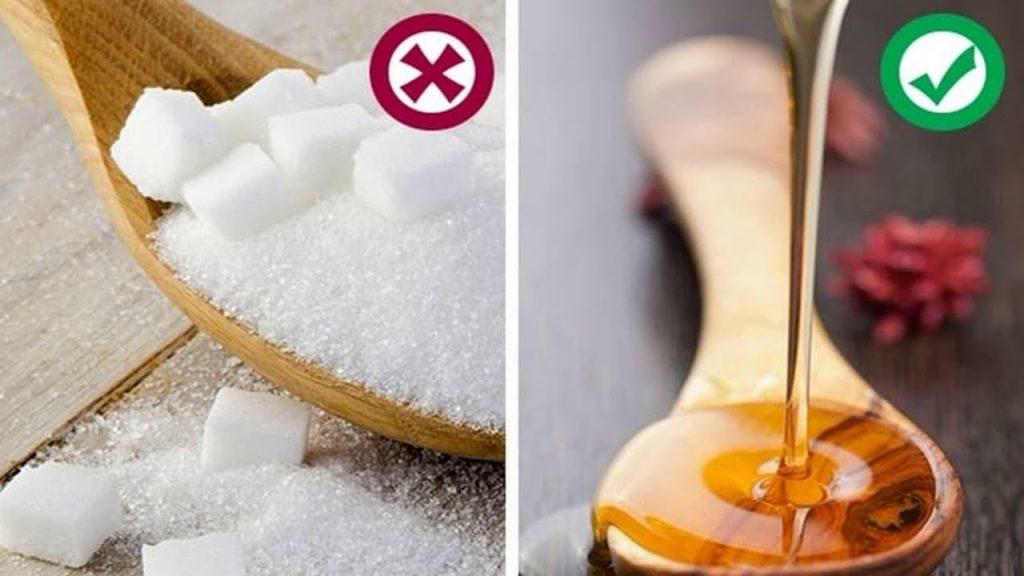 Чем заменить сахар при правильном питании без вреда для здоровья