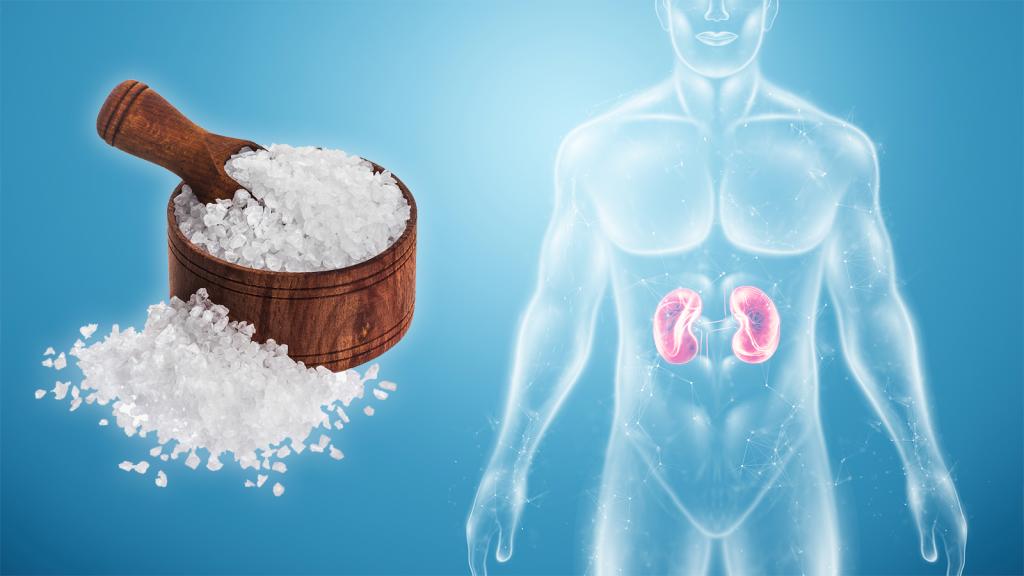 Что происходит с организмом при отказе от соли
