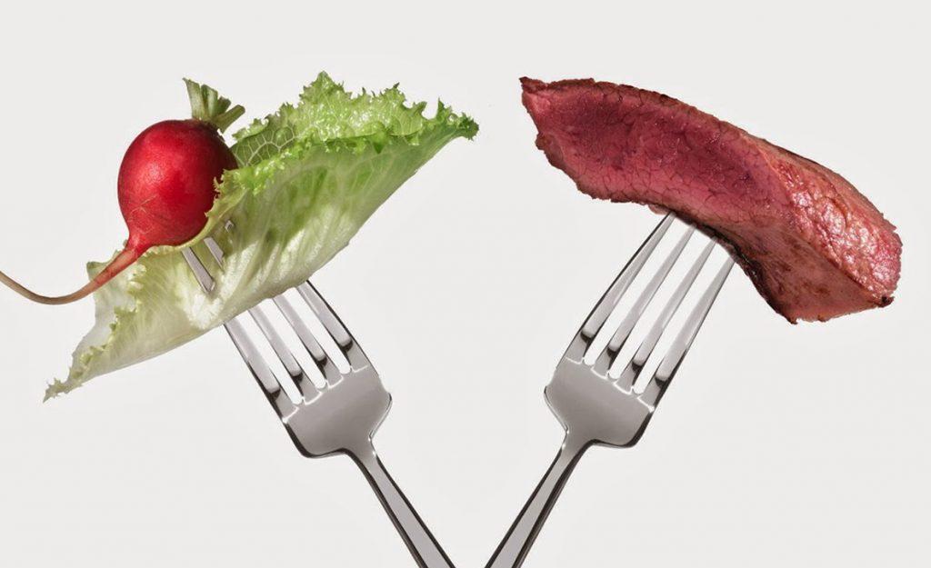 Что происходит с организмом после отказа от мяса